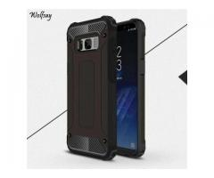 Кейс / Бъмпер Spigen Tough Armor Tech за Samsung Galaxy S8+ Plus с8