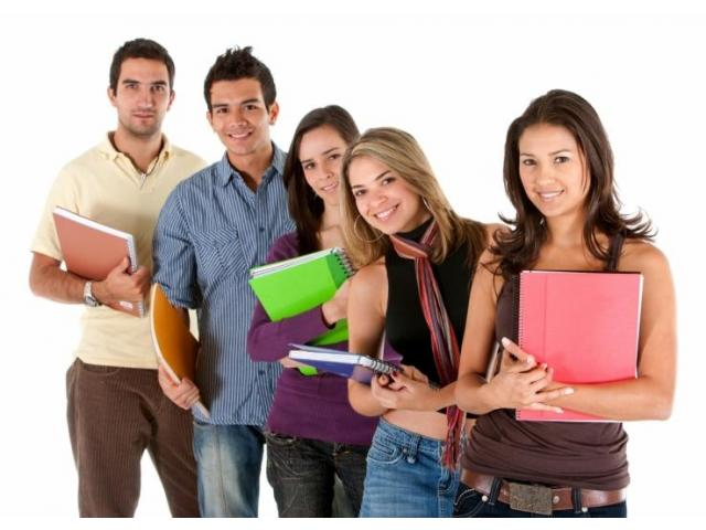 University projects, papers, courses works – 100 % success in exams - 3/4